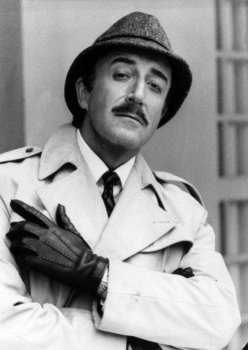 Sellers as Clouseau