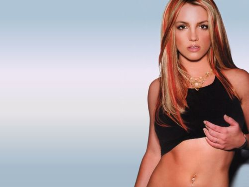 Sexy Britney wallpaper