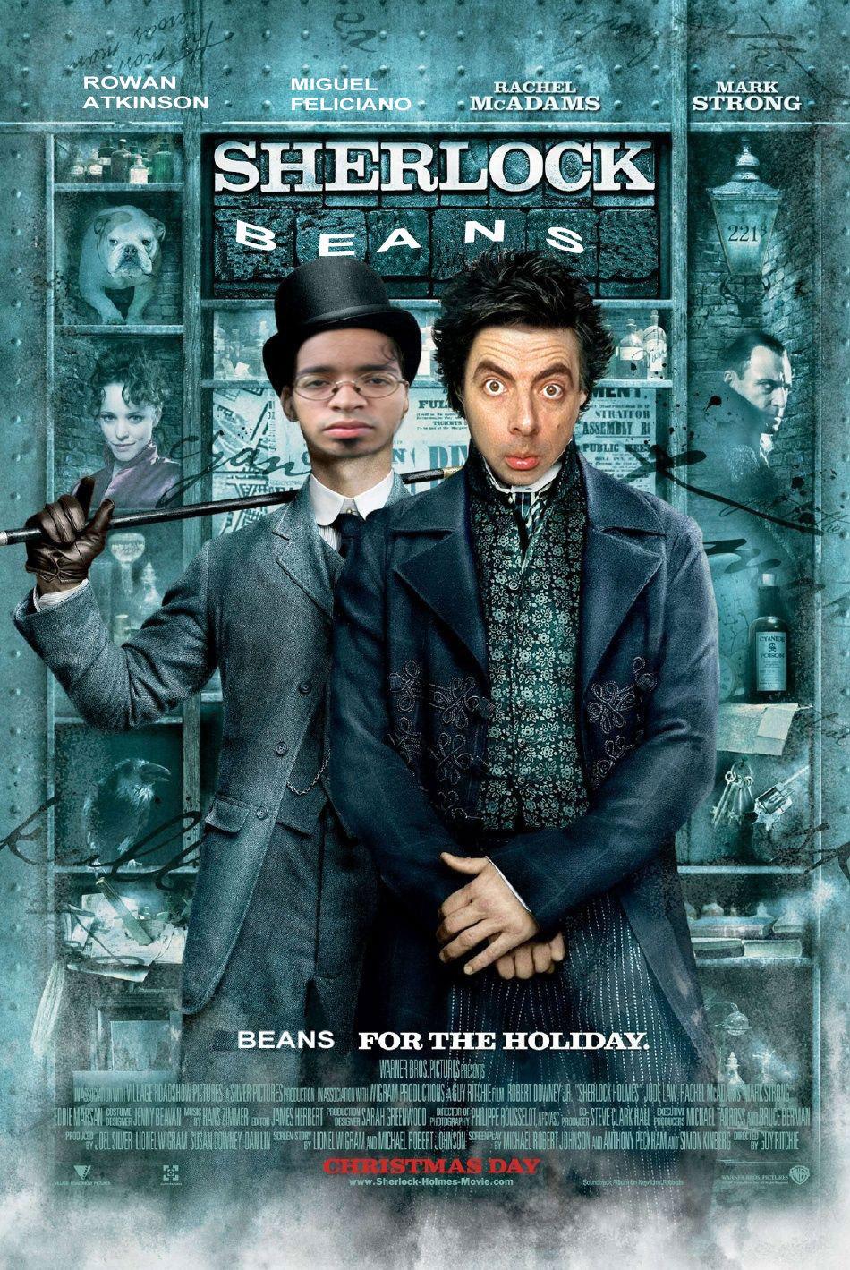 Sherlock Bean