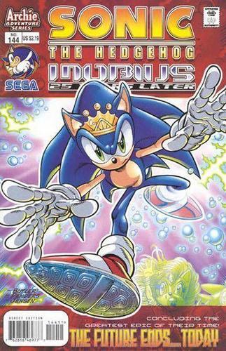 Sonic Comic 144