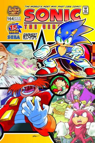 Sonic Comic 164
