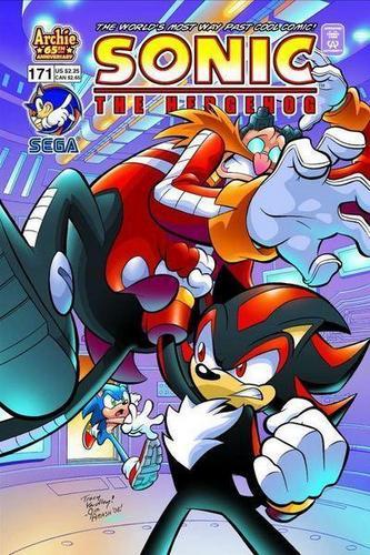 Sonic Comic 171