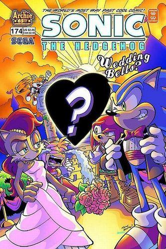 Sonic Comic 174