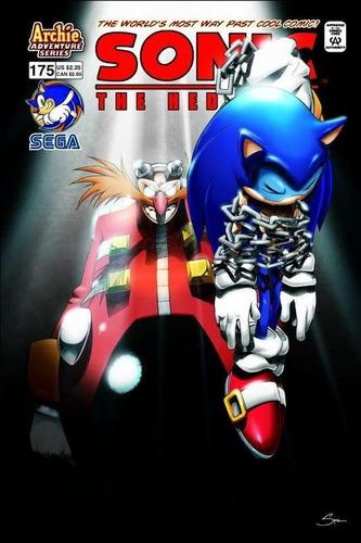Sonic Comic 175