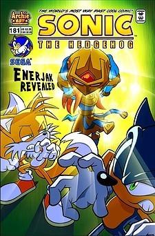 Sonic Comic 181