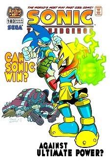 Sonic Comic 183