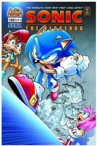 Sonic Comic 188