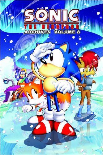 Sonic Comic 8