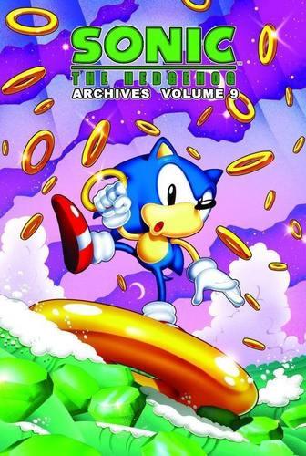 Sonic Comic 9