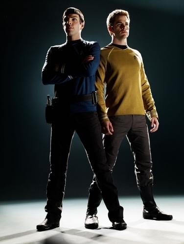 星, 星级 Trek Photoshoot