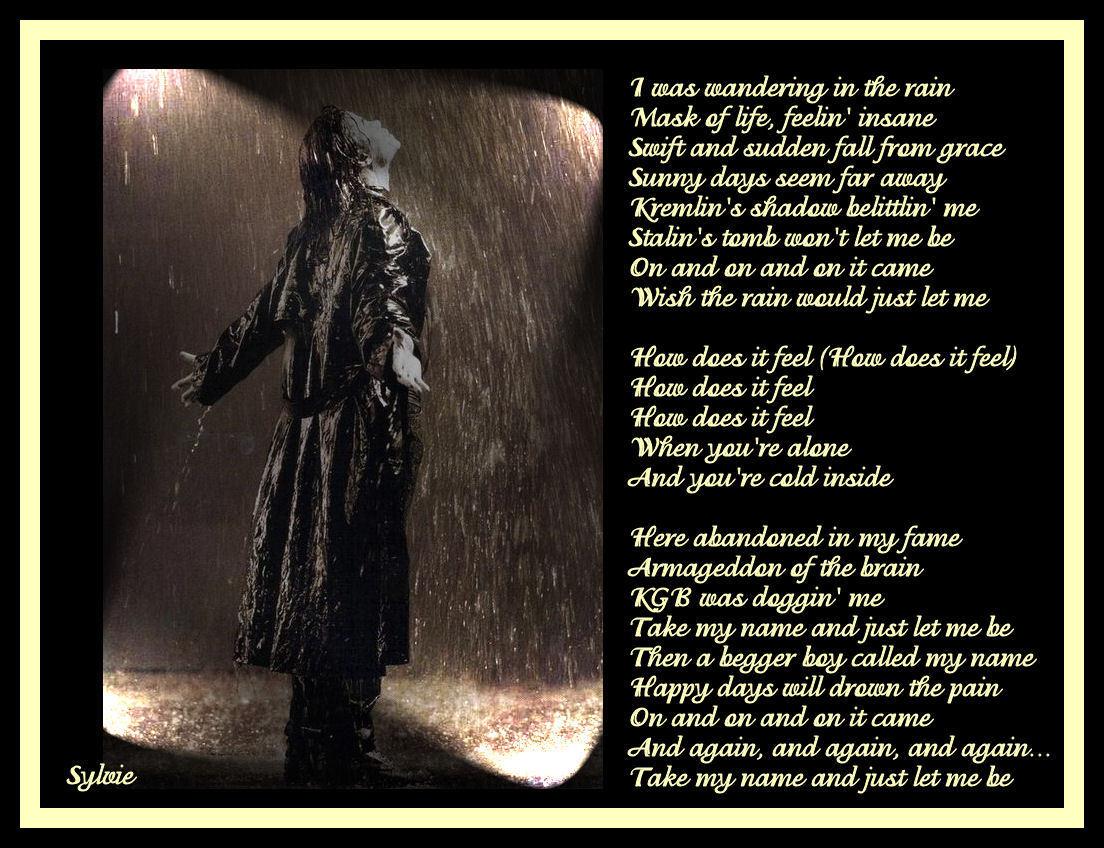 Stranger In Moscow Lyrics