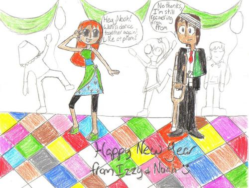 TDI - IzzyxNoah on New Years