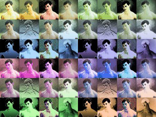 Taylor Lautner Popartmix