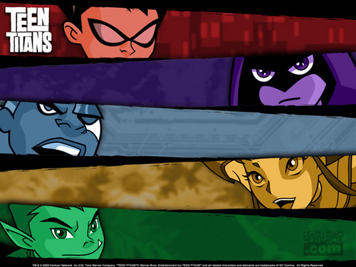 Teen Titans wallpaper called Teen Titans