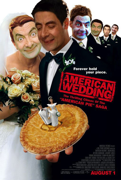 The Real American Wedding