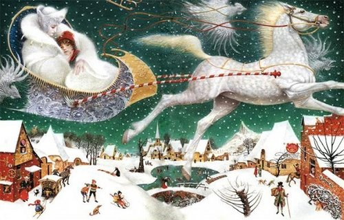 The Snow কুইন