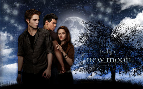 The Twilight Saga ~ New Moon