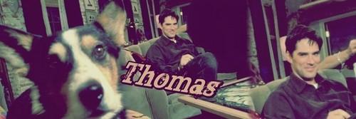 Thomas Gibson wallpaper entitled Thomas Gibson