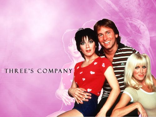 Three's Company wallpaper