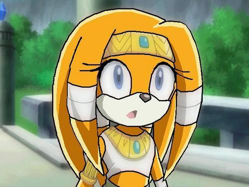 Tikal in Tails's 颜色