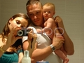 Tom, Rachael,Louis(mini tom!) - tom-hardy photo