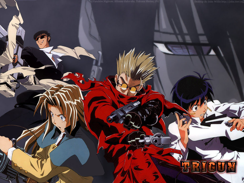 images about trigun - photo #1