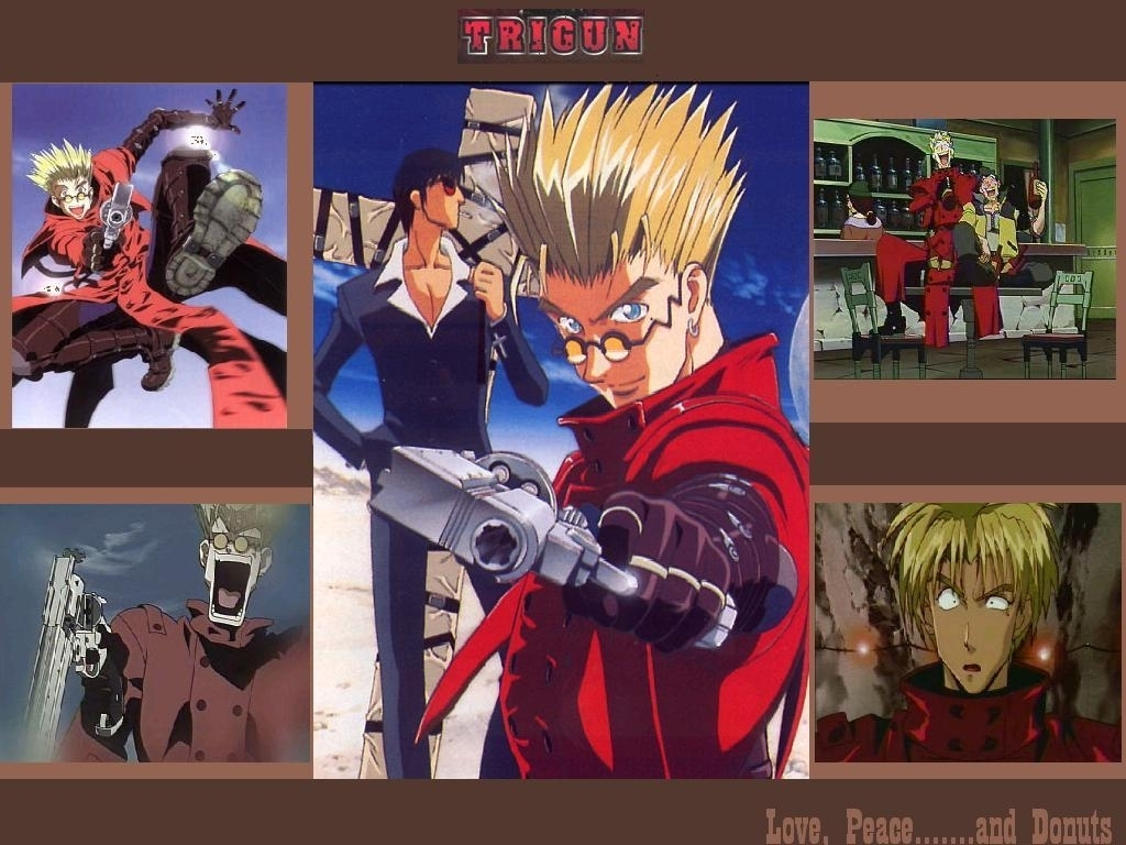 images about trigun - photo #27