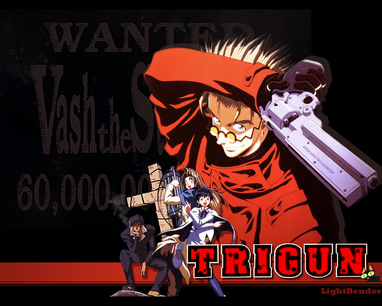 images about trigun - photo #6