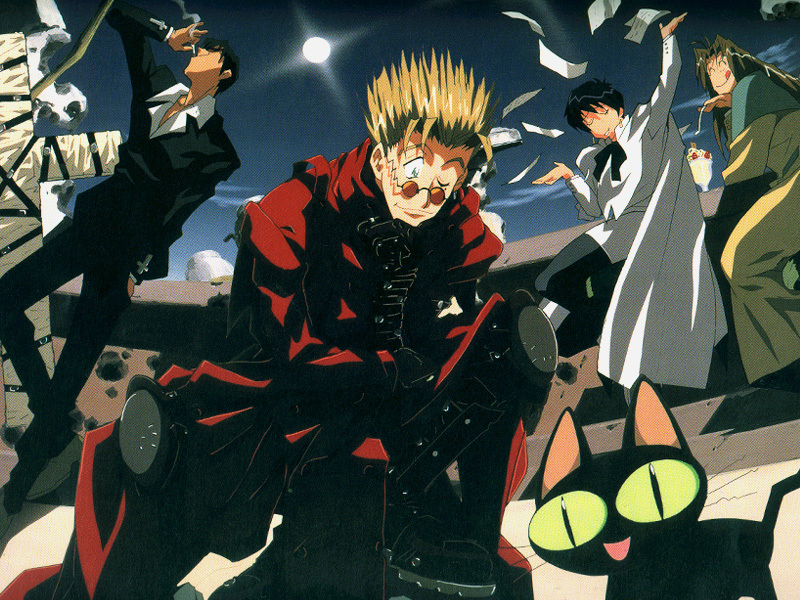images about trigun -#main