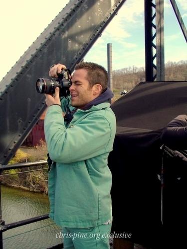 Unstoppable(2010) - On Set 写真