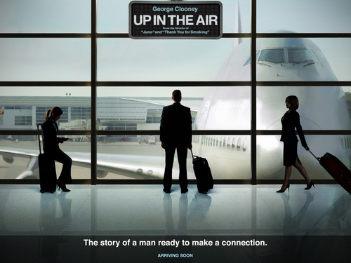 Up In The Air wallpaper