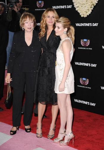 "Valentine's Day"" Los Angeles Premiere - Red Carpet"