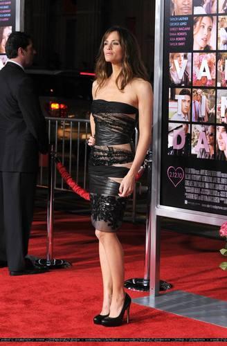 Valentine's dag Premiere Los Angeles