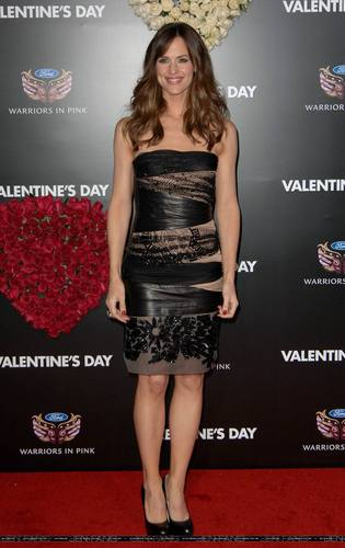 Valentine's 일 Premiere Los Angeles