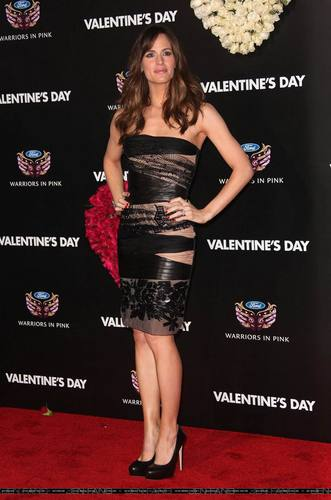 Valentine's dia Premiere Los Angeles
