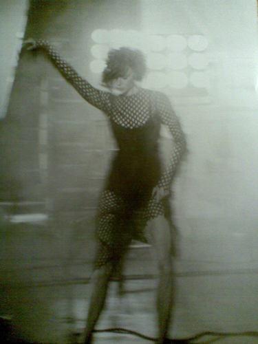 Vogue Italia photoshoot