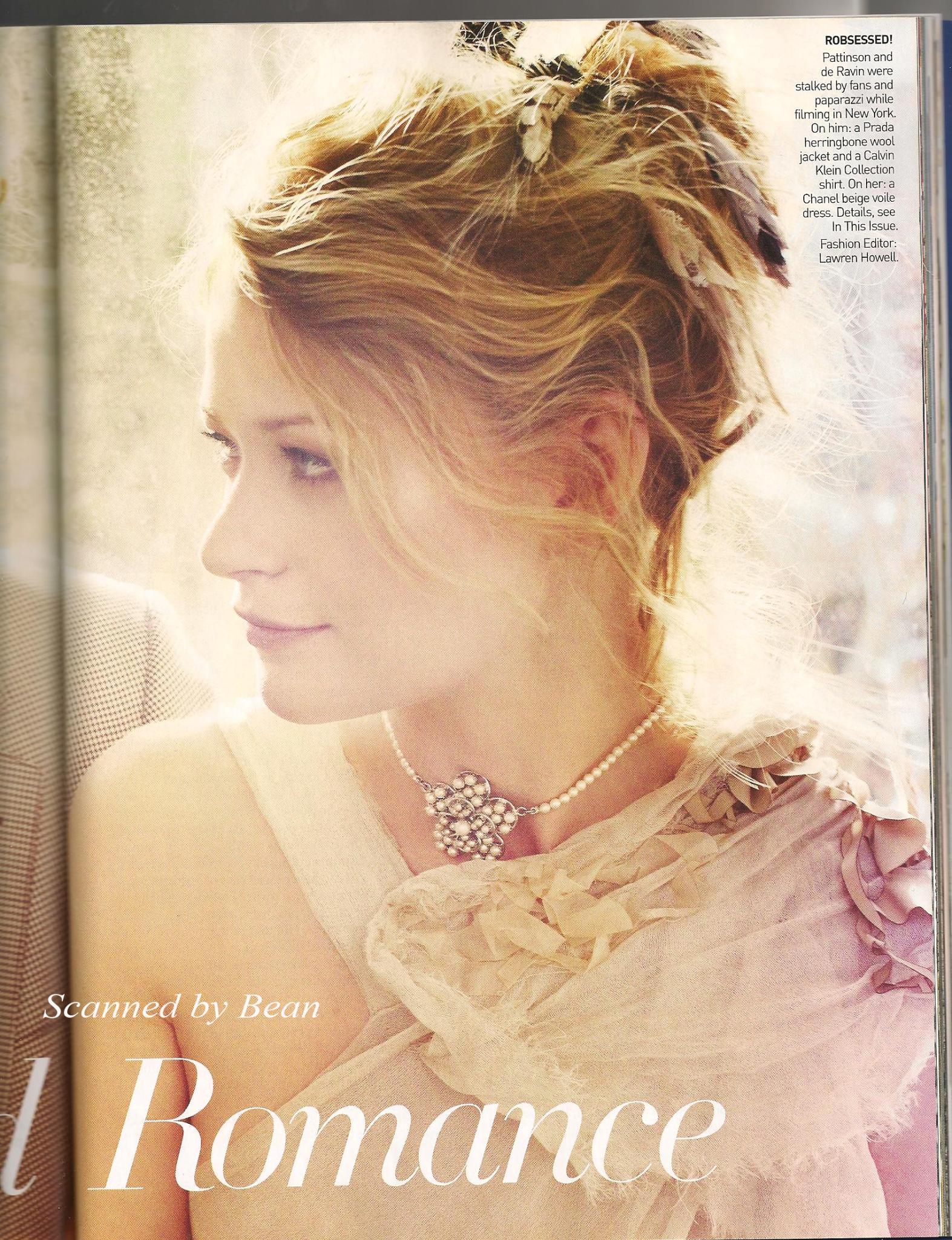 Vogue Magazine Scans
