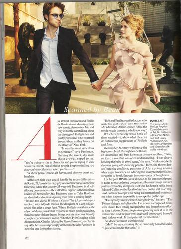 Vogue Magazine Scans