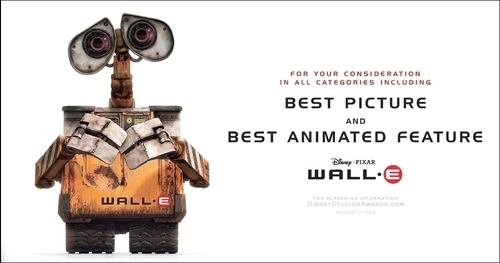 WALL-E: for your consideration