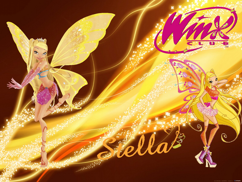 Winx Club fond d'écran titled WInx cLUb
