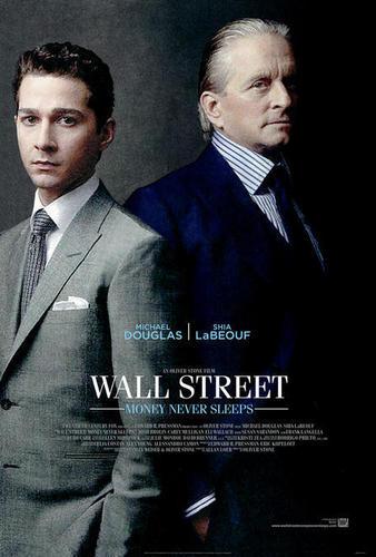 دیوار سٹریٹ, گلی 2: Money Never Sleeps Poster