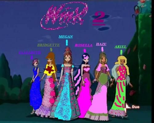 Winx club 2 party pic!!!!
