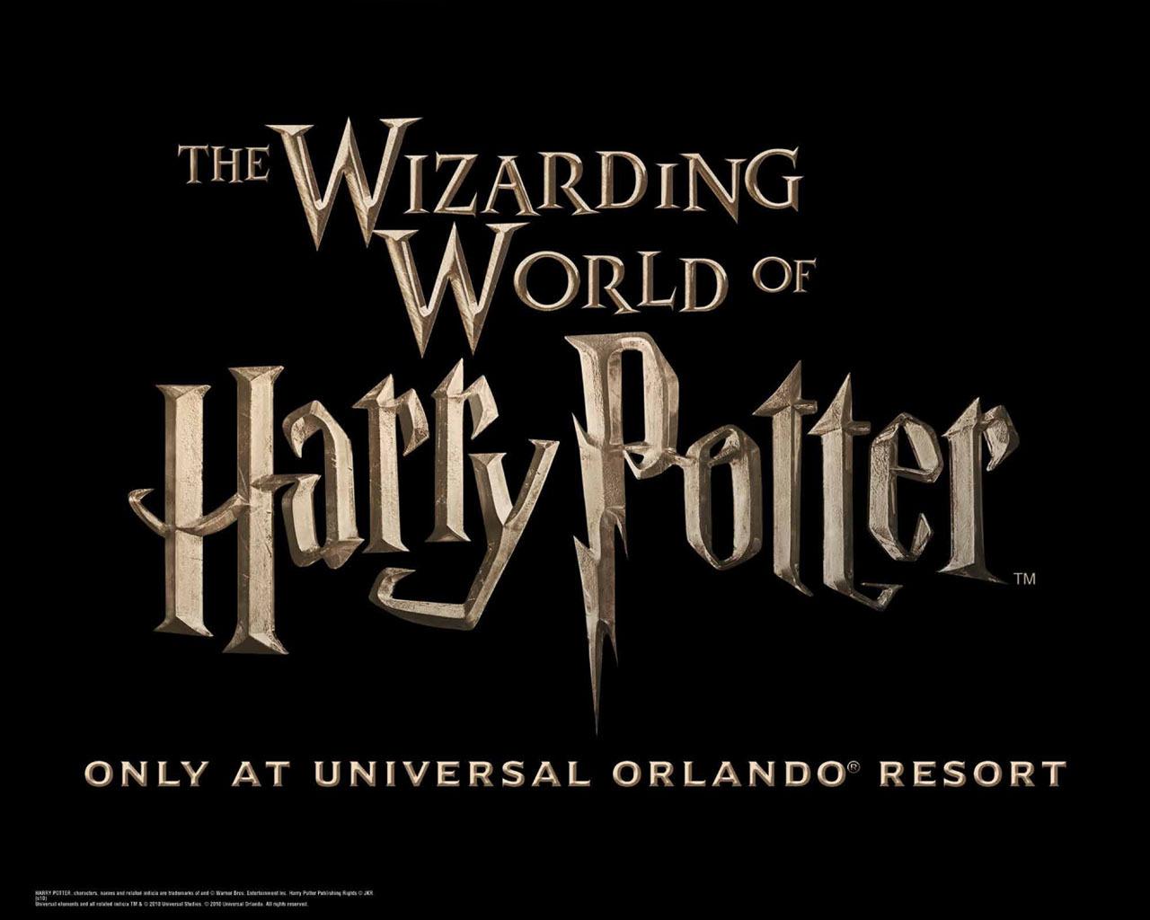 Wizarding World wolpeyper