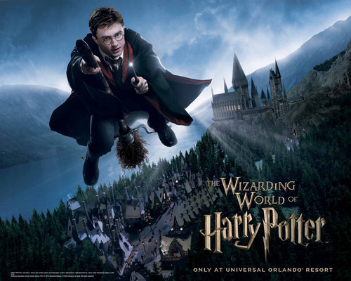 Harry Potter wallpaper entitled Wizarding World Wallpaper