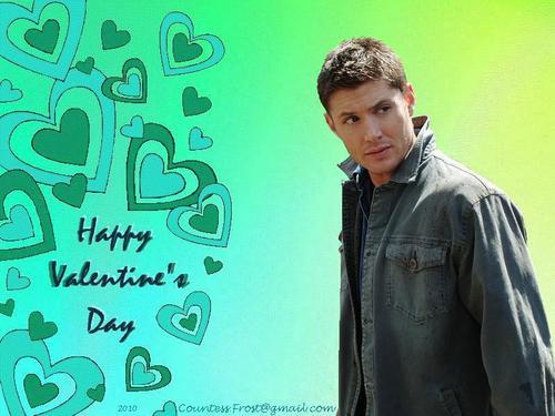 a Dean Winchester valentine