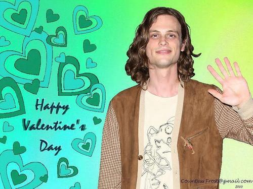 a Spencer Reid valentine