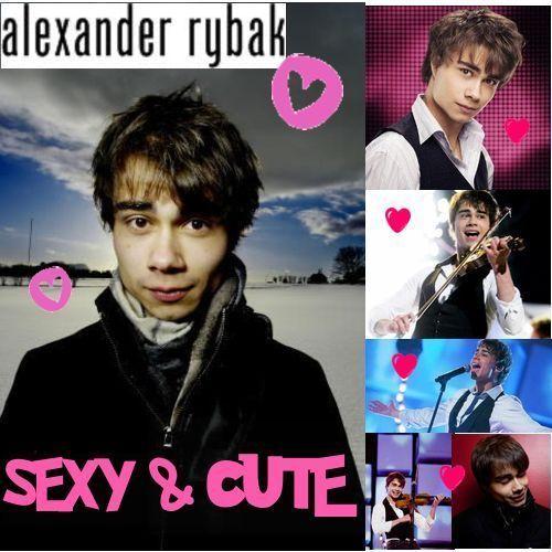 Maria&Jєnn♥ wallpaper called alexander rybak;)♥