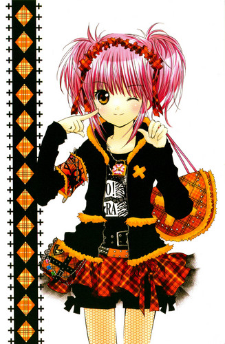 Amu Hinamori wallpaper titled amu