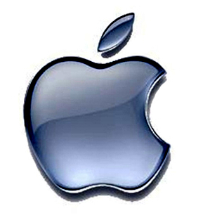maçã, apple logo