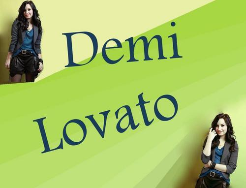 Demi Lovato wallpaper called demi fanart